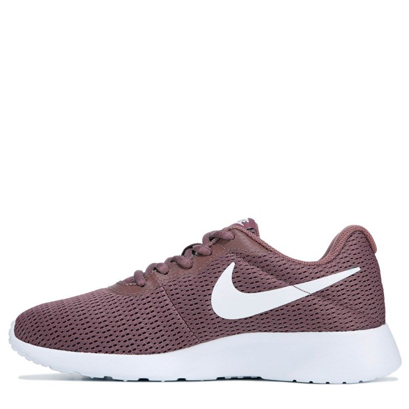 5bf1af5770e Nike Women s Tanjun Sneakers (Smokey Purple) in 2019