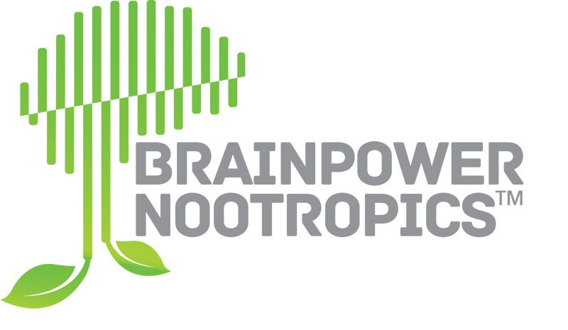 Brainpower Nootropics Logo Makers Of The Worlds Strongest