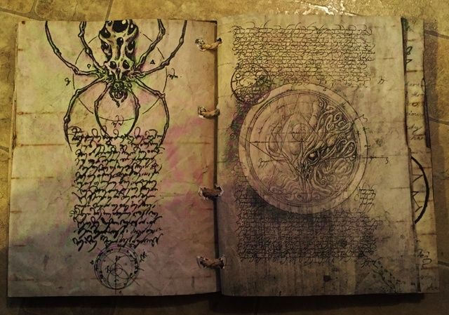 necronomicon book of the dead