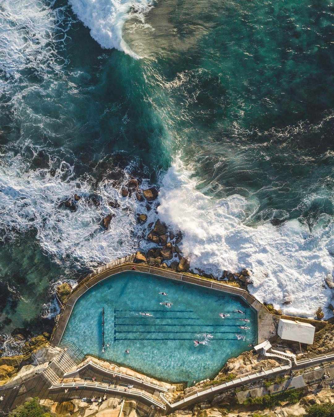 Australia From Above Incredible Drone Photography By Benjamin Lee  # Muebles Gayro Cadiz