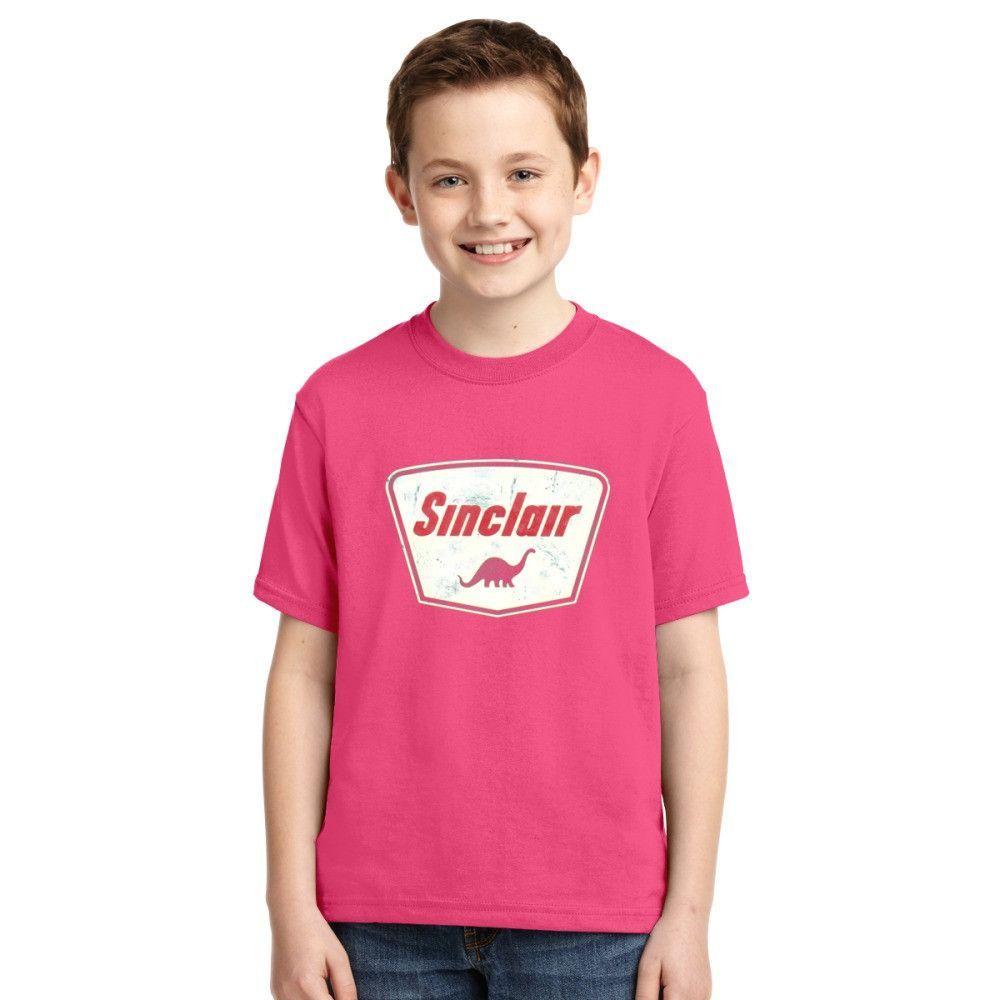 Vintage Sinclair Logo Youth T-shirt