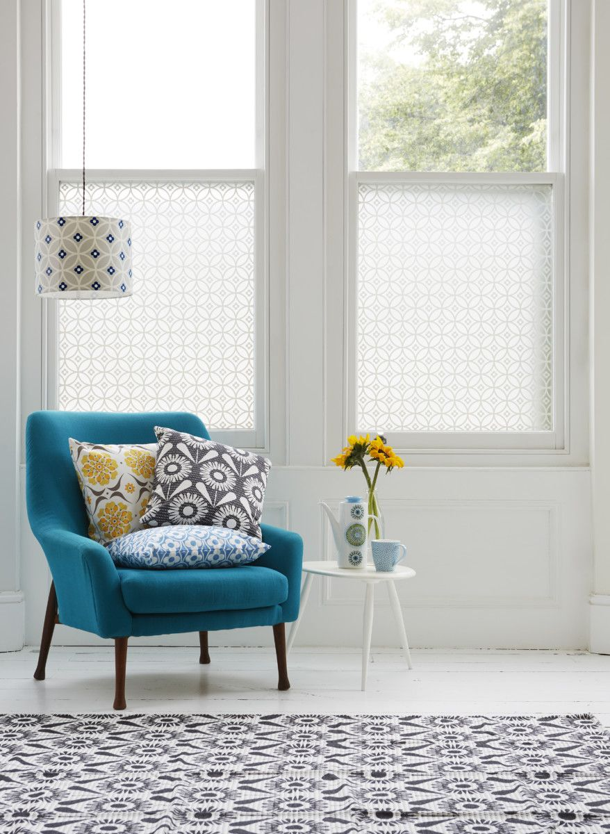 14 Ways To Refresh Your Home With Window Film Interior Window