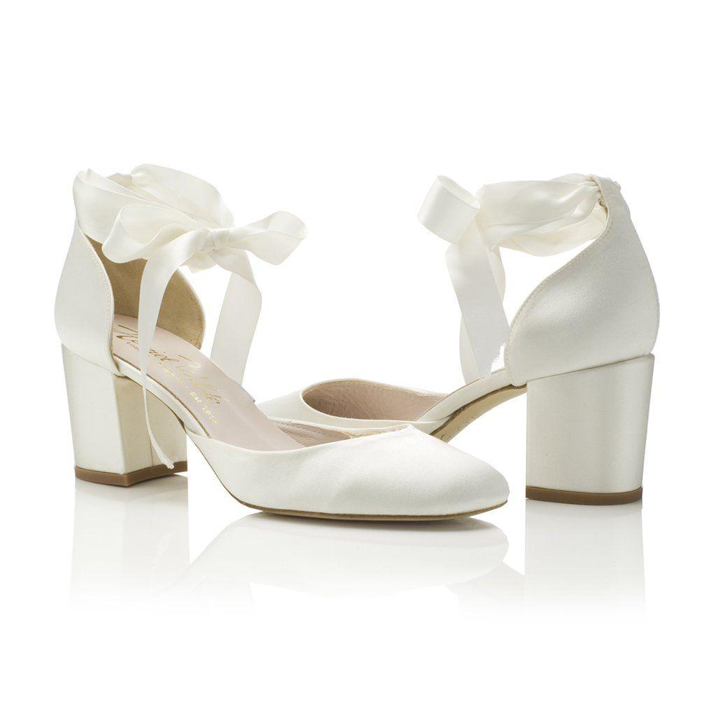 39+ Wedding block heels ivory ideas in 2021