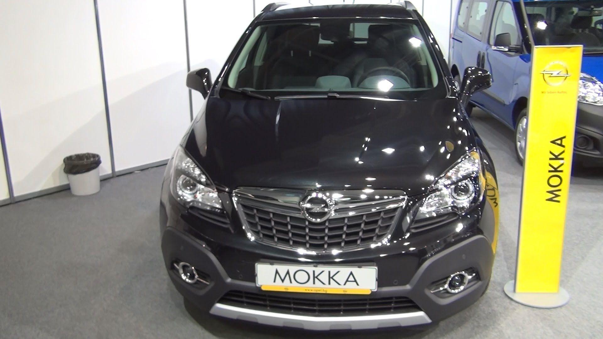 Opel Mokka Cosmo Fwd 1 7 Dts Opel Mokka Fwd Opel