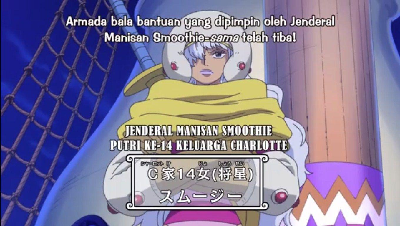 One Piece Episode 862 Subtitle Indonesia Putri