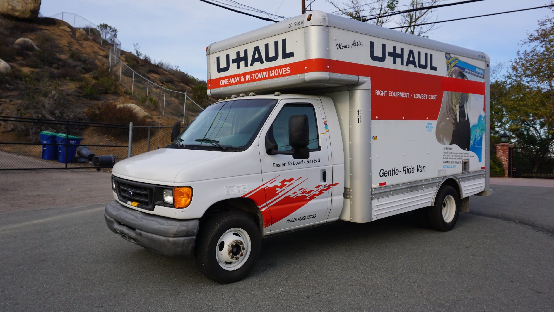 Uhaul truck rental prices
