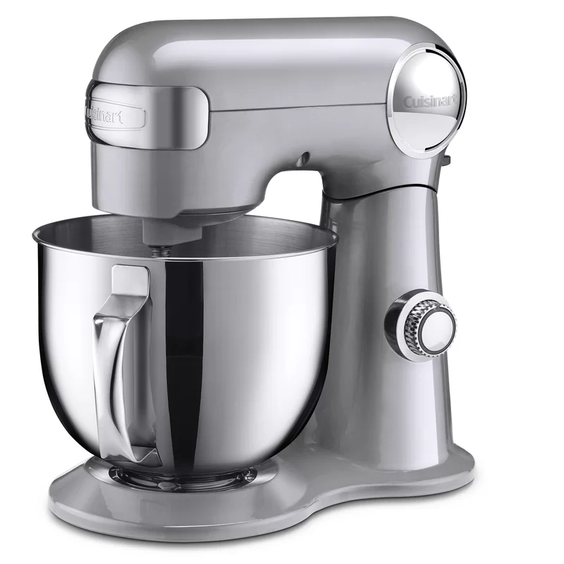 Cuisinart Precision Master 12 Speed 5 5 Quart Stand Mixer Includes Dough Hook In 2020 Best Stand Mixer Stand Mixer Reviews Kitchen Aid