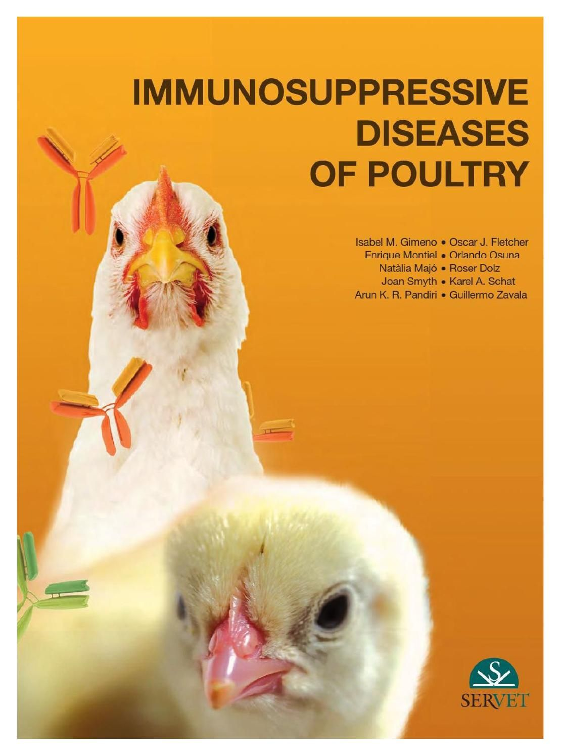 Immunosuppressive diseases of poultry Poultry, Animals