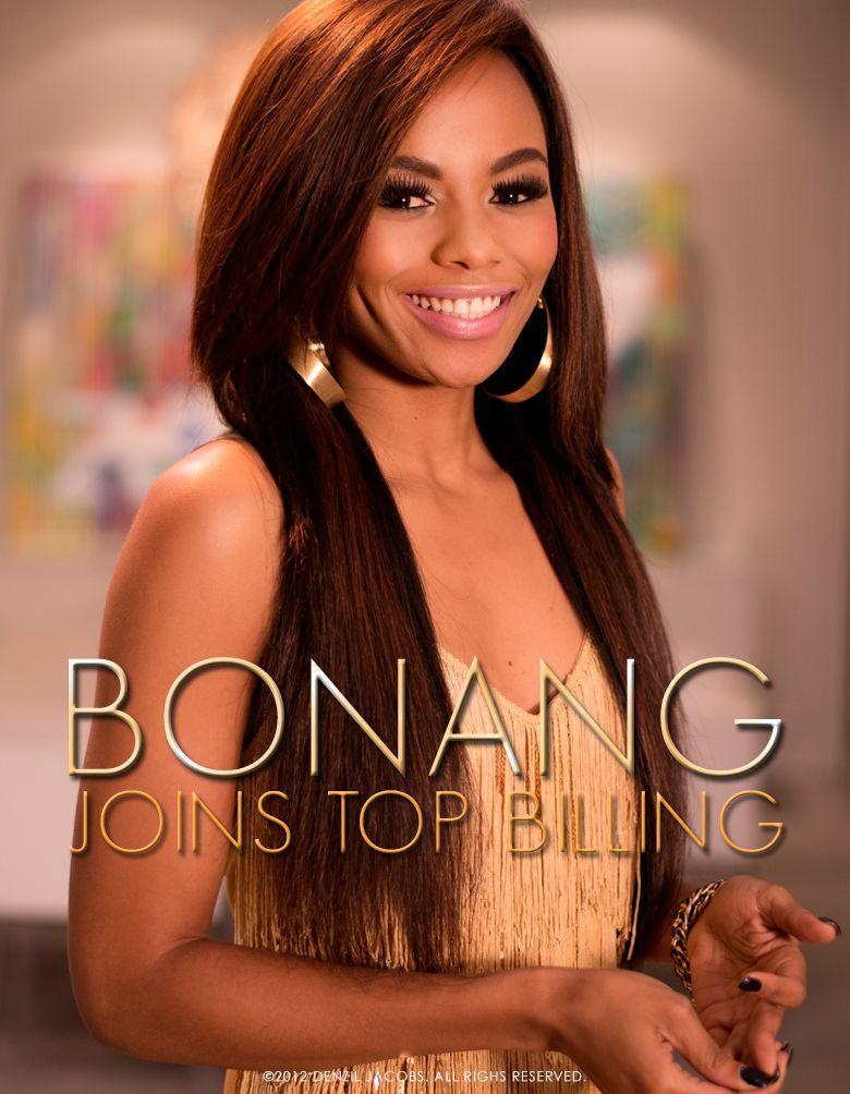 Bonang Matheba Queen Of Everything Long Hair Styles Beauty
