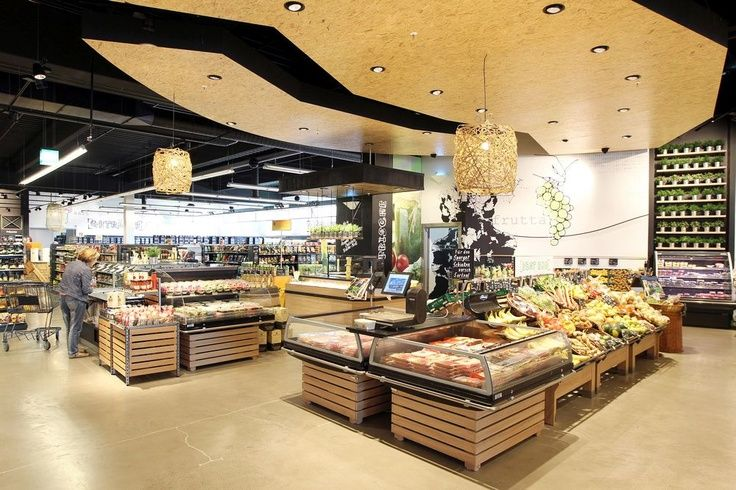 supermarket floor plans architecture Buscar con Google