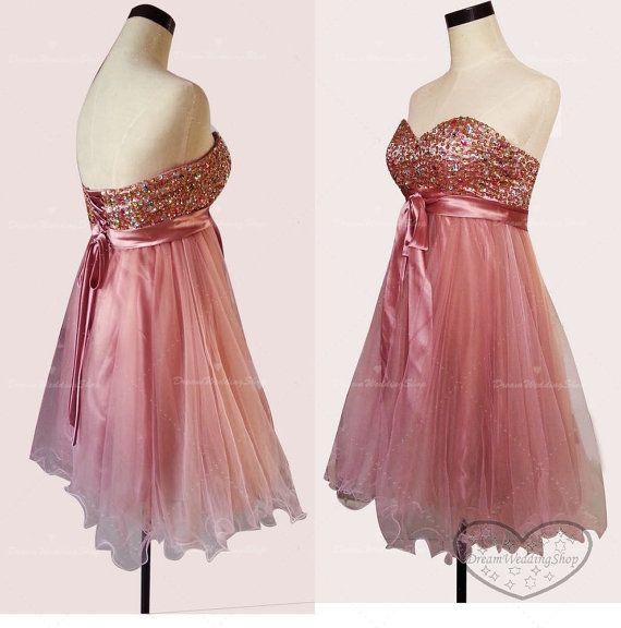 Mini prom dressesshort party dresses cheap  by DreamWeddingShop, $139.99