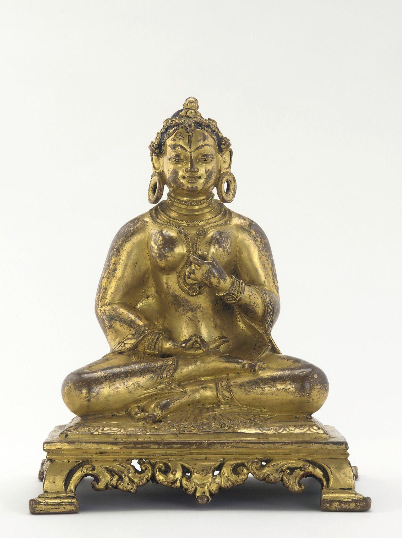 ganymedesrocks: fishstickmonkey: Queen as the Goddess Prajnaparamita ...