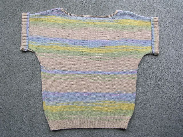Ravelry: Project Gallery for Sweater with 3/4 or Short Sleeves pattern by Sirdar Spinning Ltd.