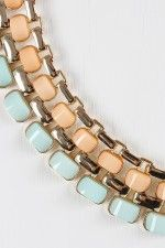 Venetian Top Necklace