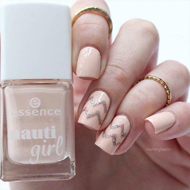 23 Elegant Nail Art Designs for Prom 2017 | Prom nails, Elegant nail ...