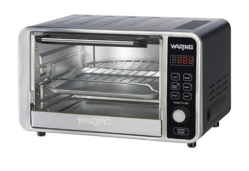 Waring Pro Tco650 Digital Convection Oven Toaster Oven Reviews Countertop Oven Convection Oven