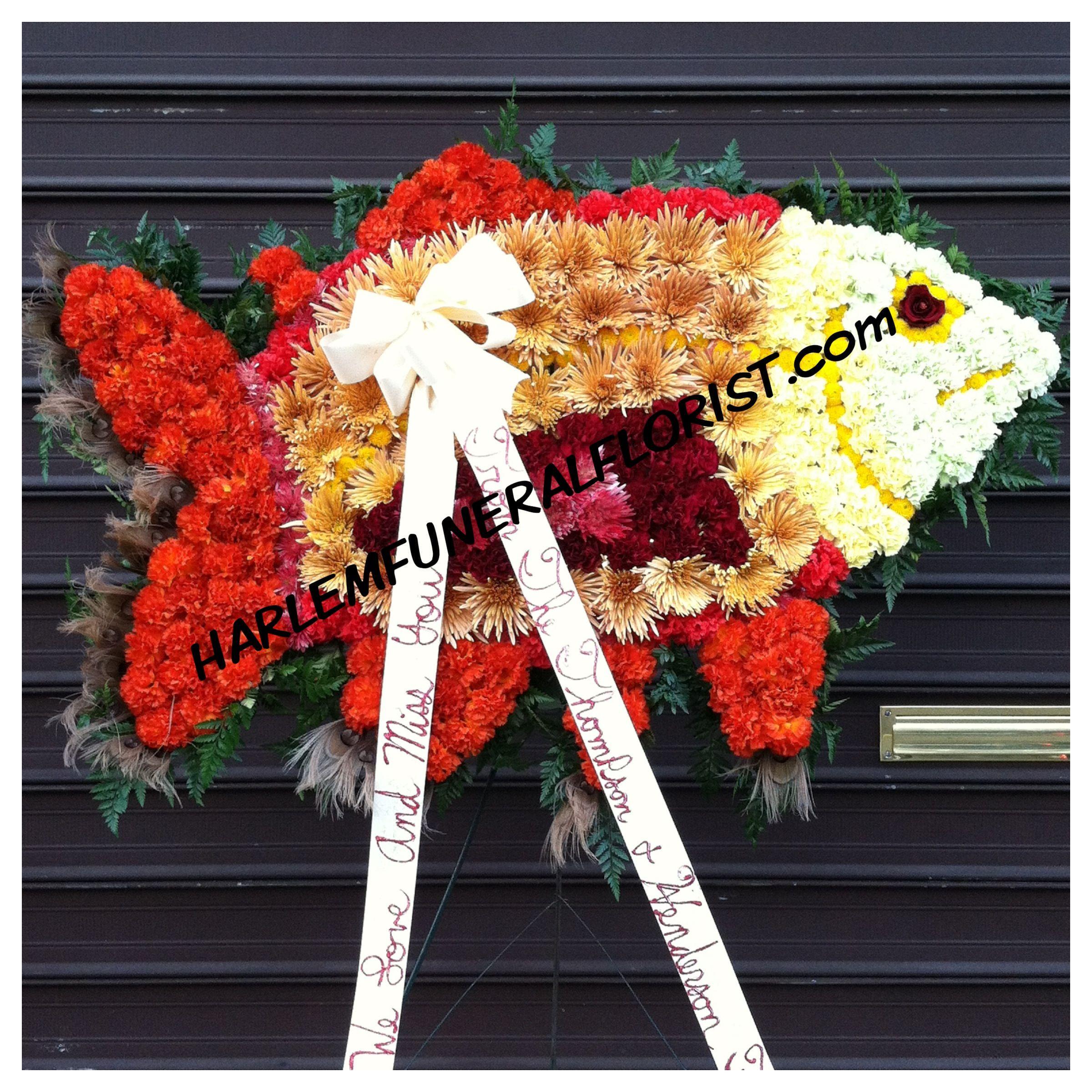 Pin by eastharlemflorist on custom funeral flower designs fish izmirmasajfo