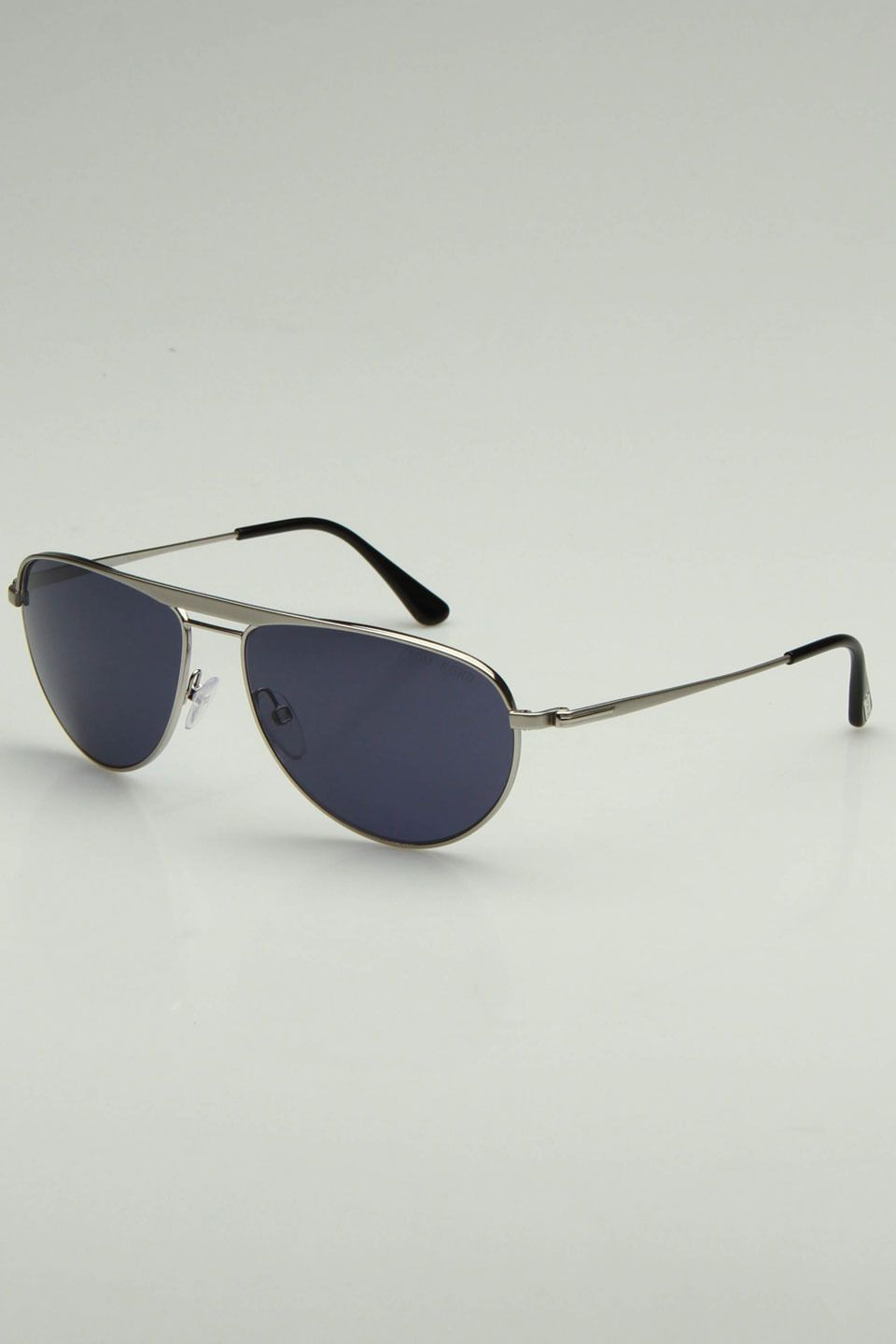 Tom Ford William Sunglasses In Silver  3e46895581083