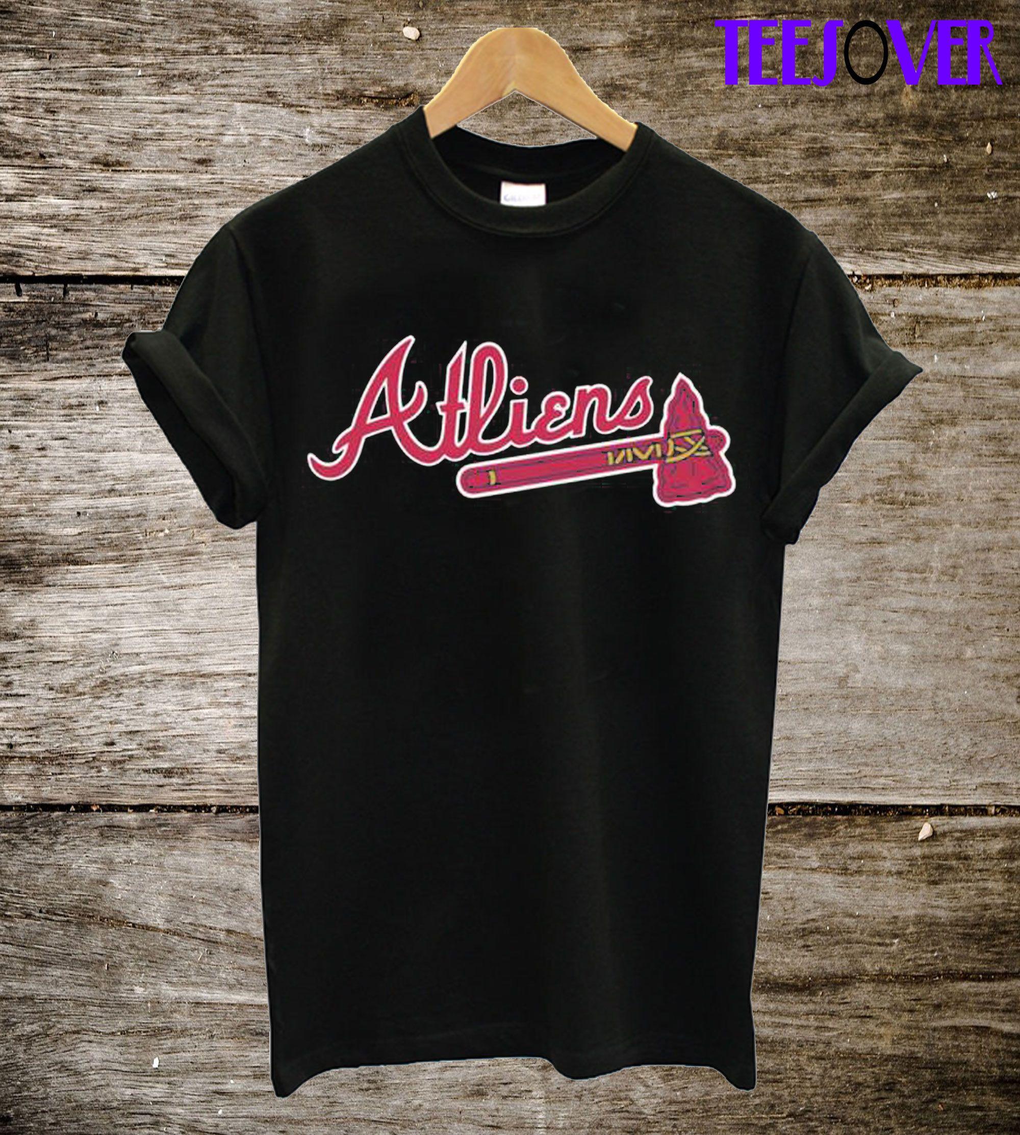 Outkast T shirt; Outkast Atliens Tee Shirt