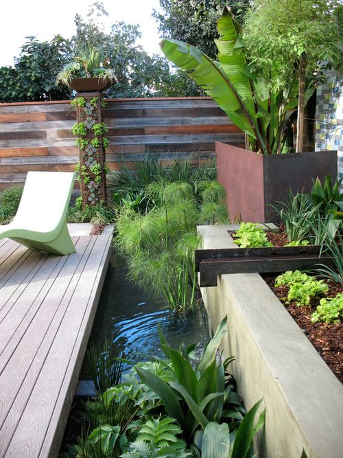 Arterra Landscape Architects Sunset Idea House In The Mission