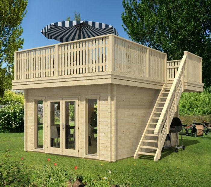 3 inspirierende einrichtungsideen f r ihr gartenhaus gartenh user einrichtungsideen und. Black Bedroom Furniture Sets. Home Design Ideas