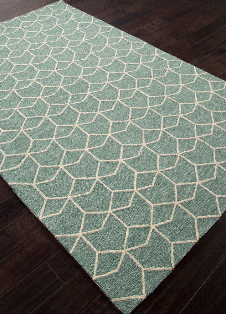 Barcelona Estrellas Blue White Area Rug Area Rugs Jaipur Rugs Indoor Outdoor Area Rugs