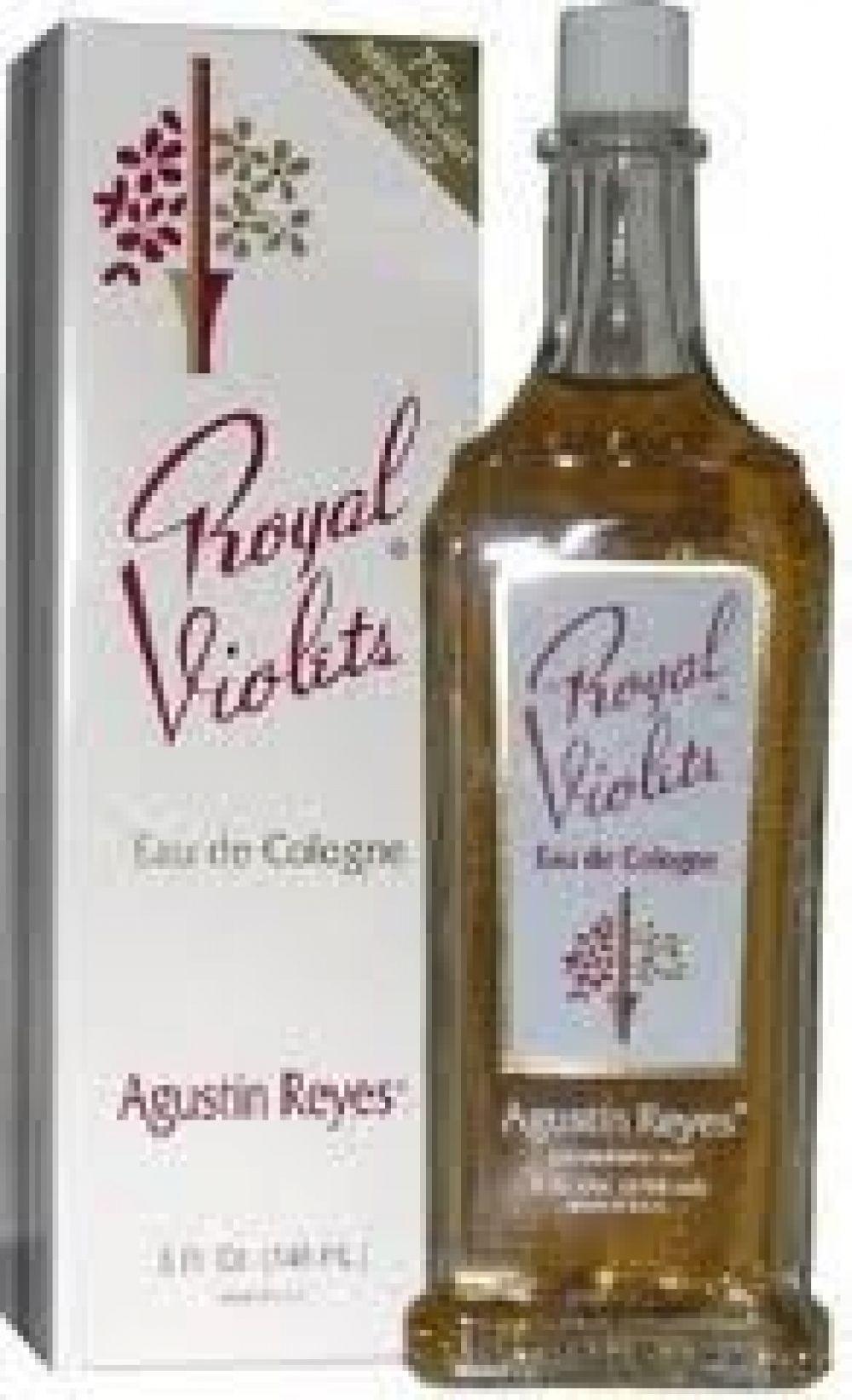Pack Of 3 Royal Violets By Agustin Reyes 5 Oz Agua De Colonia Eau De Cologne Glass Bottle By Vetrarian Eau De Cologne Bottle Glass Bottles