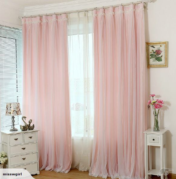 AFFORDABLY GORGEOUS CURTAINS-Romantic Curtains
