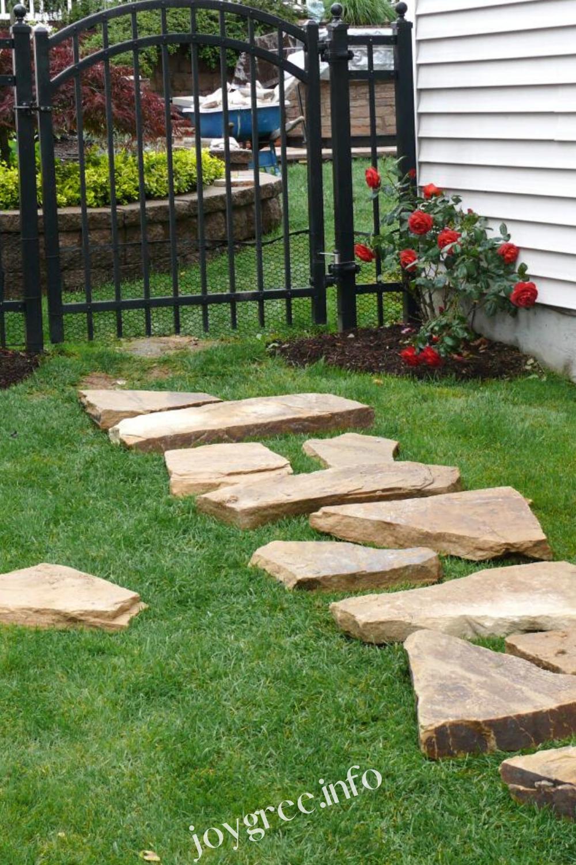 34+ Garden path stepping stones trends