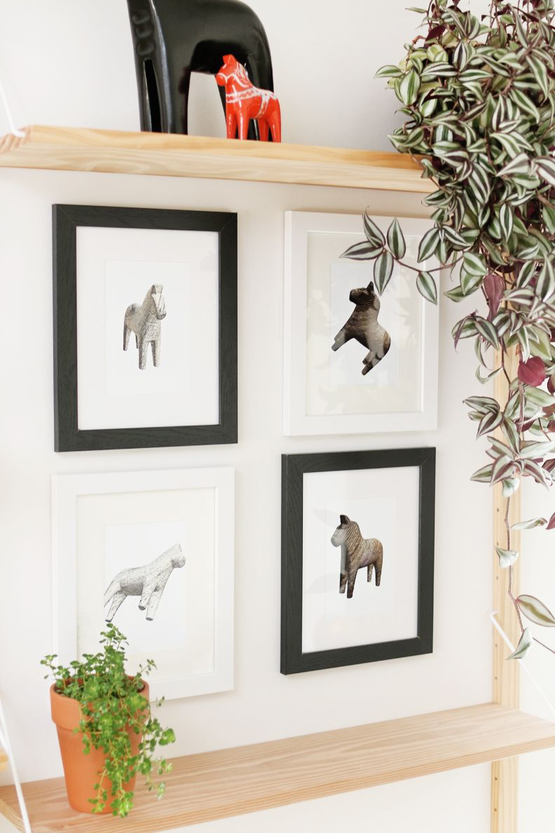 3D Object Capture | Dala Horse Prints | Hello Lidy @hp #GoMakeThings #SproutByHP