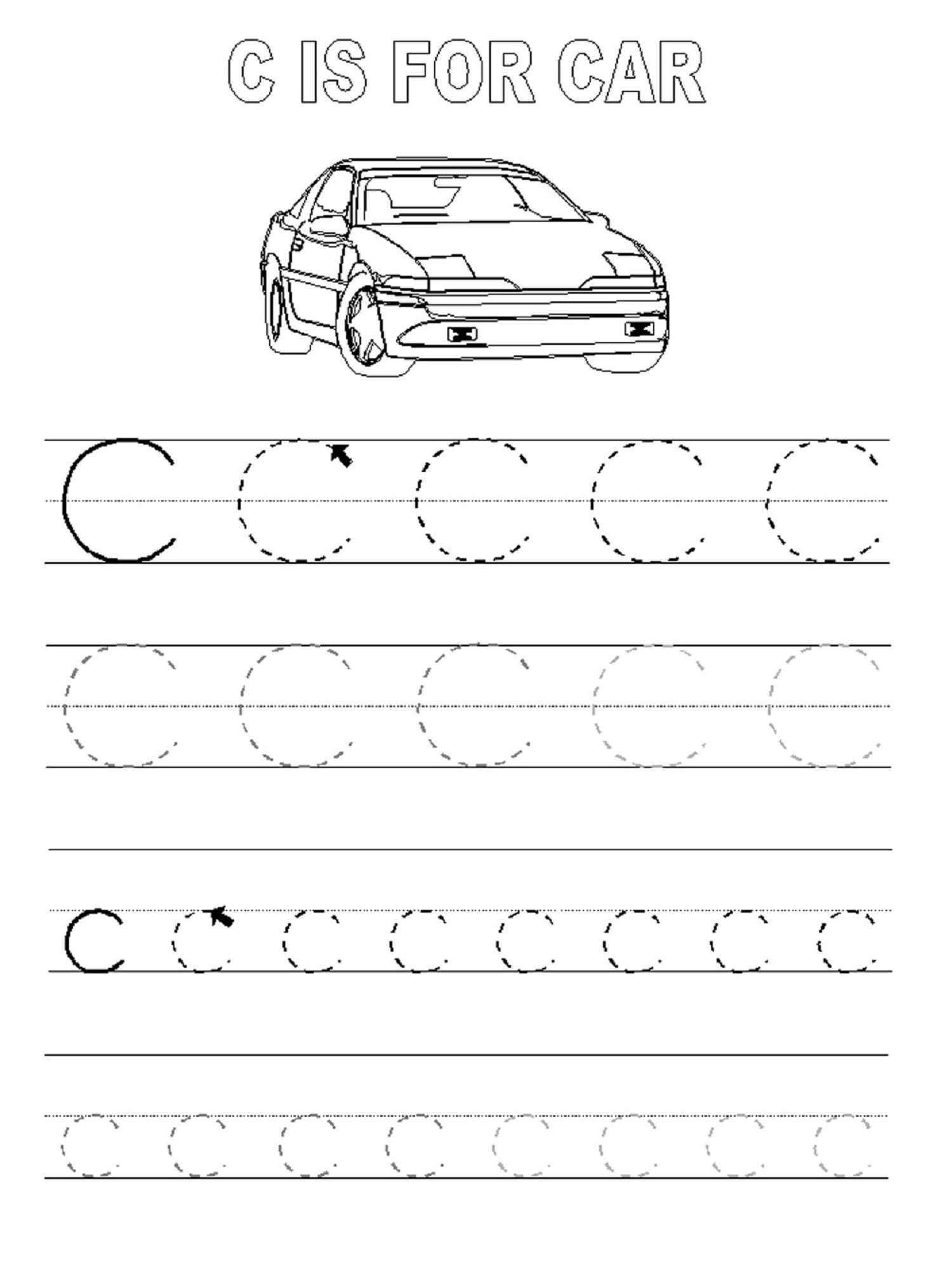ABC Tracing Sheets Benefits for Elementary Kids | Kids Activity ...