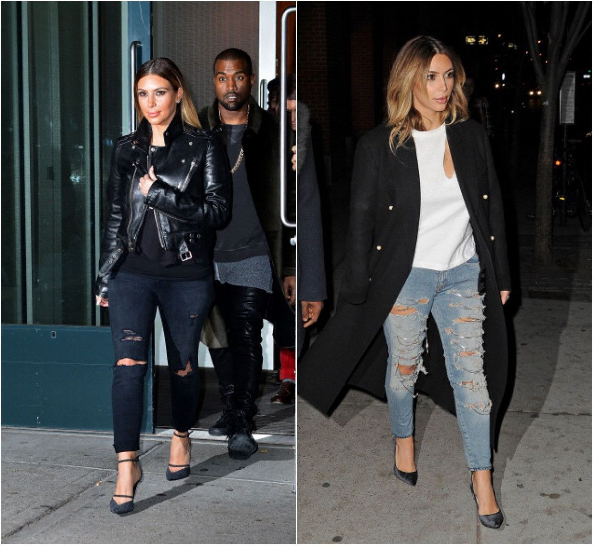 How to Make Ripped Jeans in 5 Easy Steps | Kim kardashian, Style ...