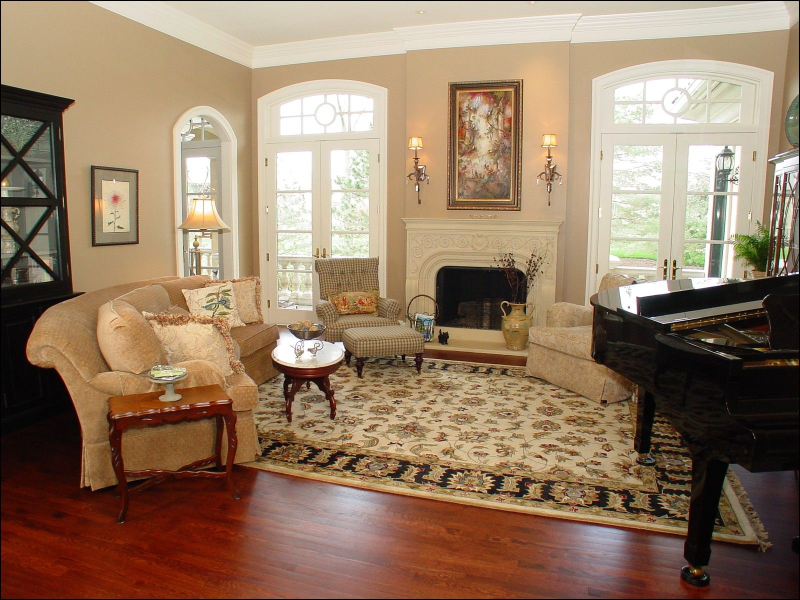 Mansion Sized Area Rugs