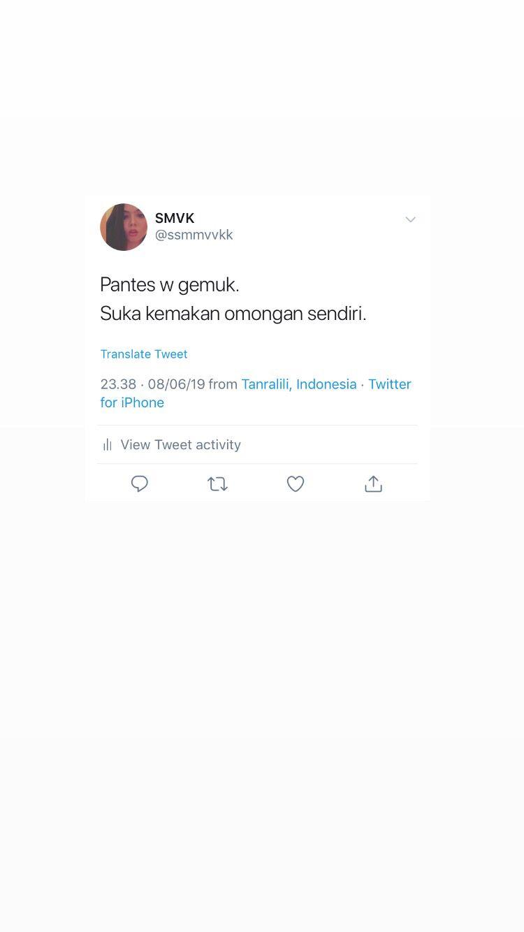 Screenshot Humor Twitter Receh Quotes Dengan Gambar
