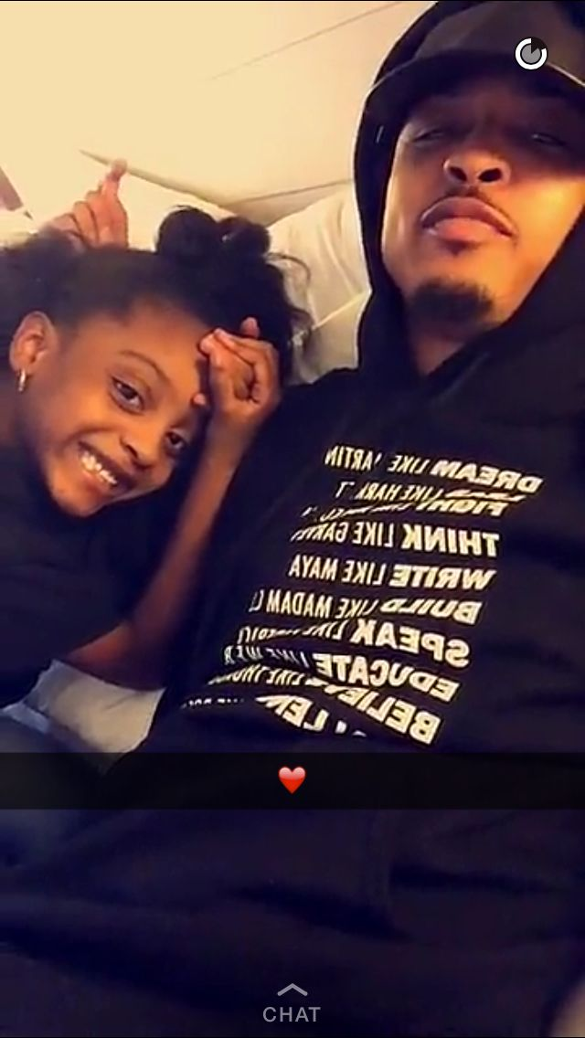Aug and his niece