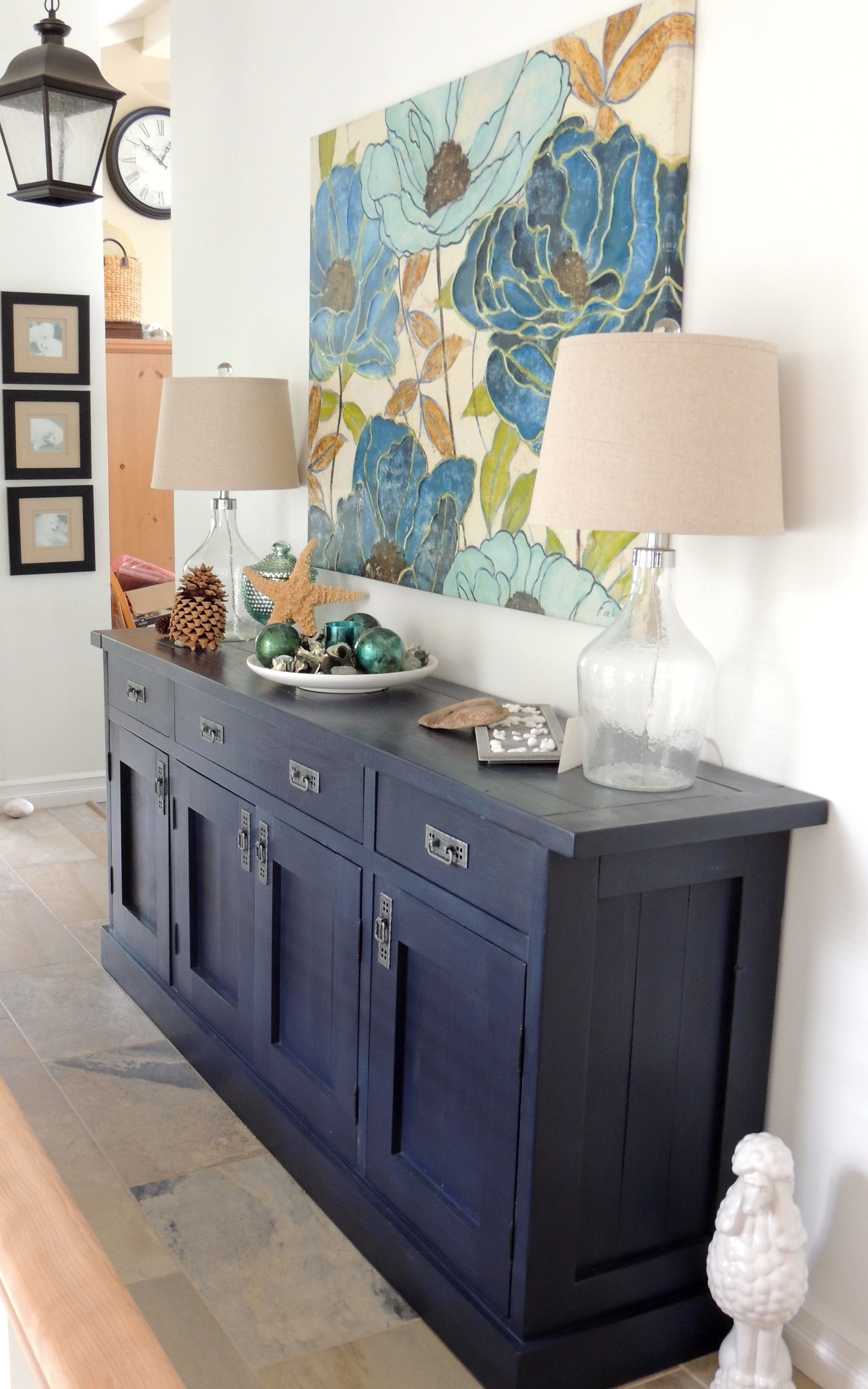 Kitchen Cabinet Buffet Ideas Gigantic Planked Sideboard | Do It Yourself Home Projects