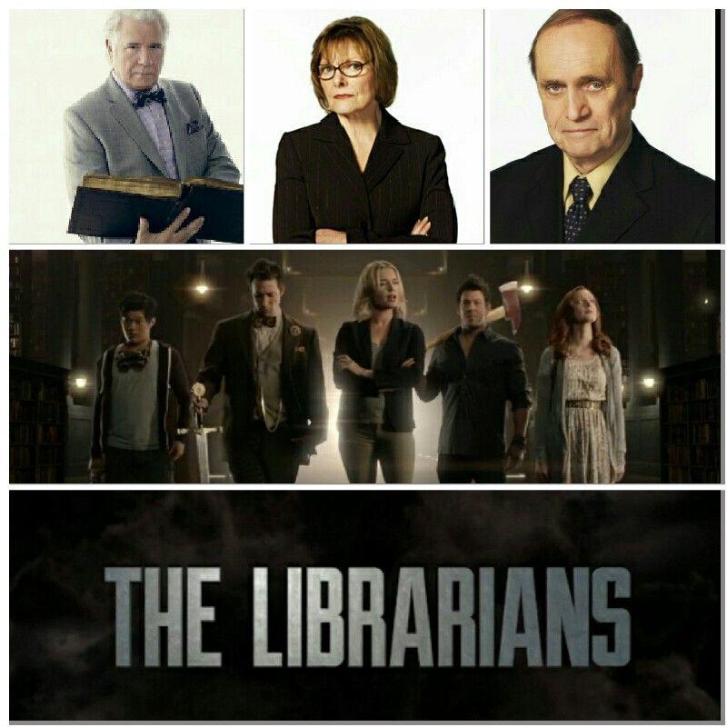Librarians tnt
