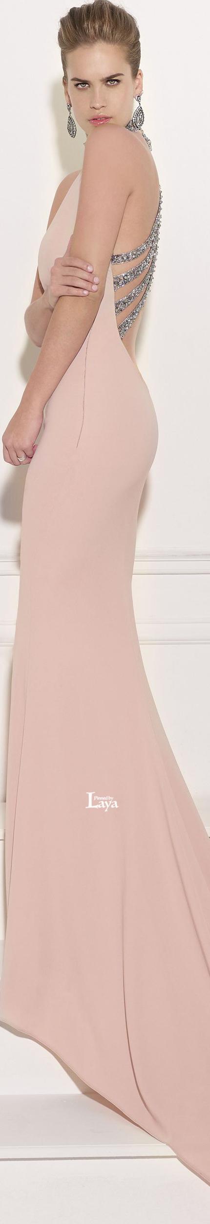 ♔LAYA♔TARIK EDIZ F2015♔ | gala | Pinterest | Vestidos de fiesta ...