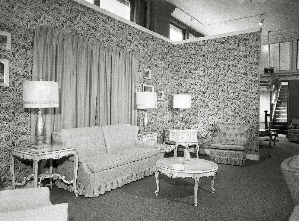 photo  chicago  goldblatt's department store  living