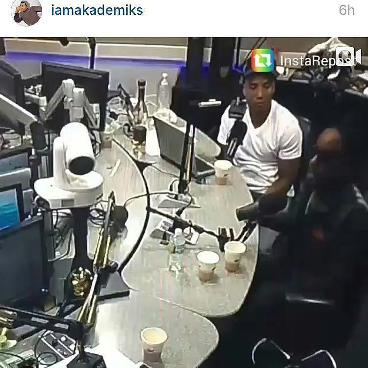 @Regrann from @meekmill -  Niggas b doing all this to drop a new record gossiping about they hoe ass feelings and they personal life because they miserable and nobody don't rock wit them! Really stay away from me Fam! U not MMG NOMORE!  This why u can't get my number you a hoe!  and u dead cracked right now @wale foh nuttttt! I wasn't even mad at you Fam u got some real issues with yaself and you jealous!  Broke rapper! This my last time I think addressing shit on the Internet .... But if I…