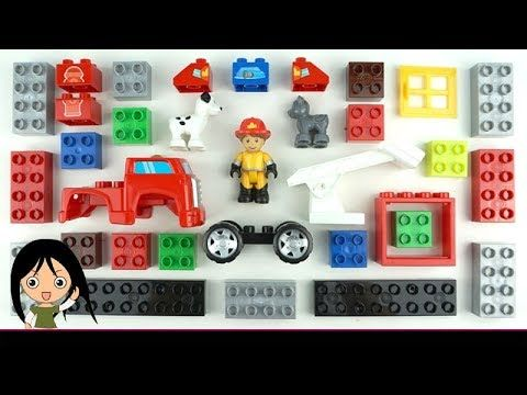 7113f37388ff Learn Colors for Kids with Building Blocks Toys for Children Car Toys for  Kids - Songs for Kids - YouTube