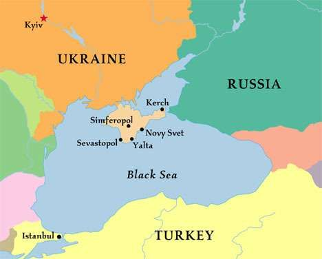 Image Result For Sevastopol Russia Map Maps Pinterest Russia
