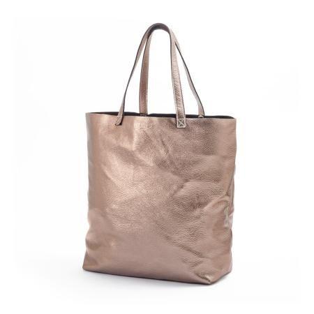 Cabas Sunshine XL bronze par Heidi's Bags