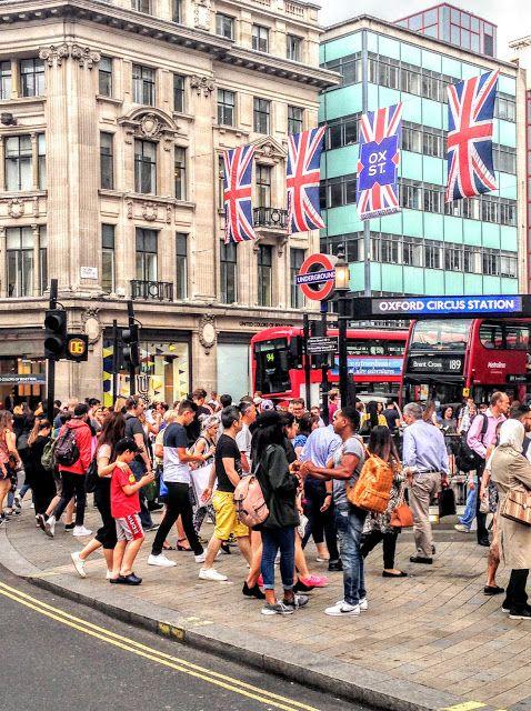 oxford street londres londen pinterest london calling britain