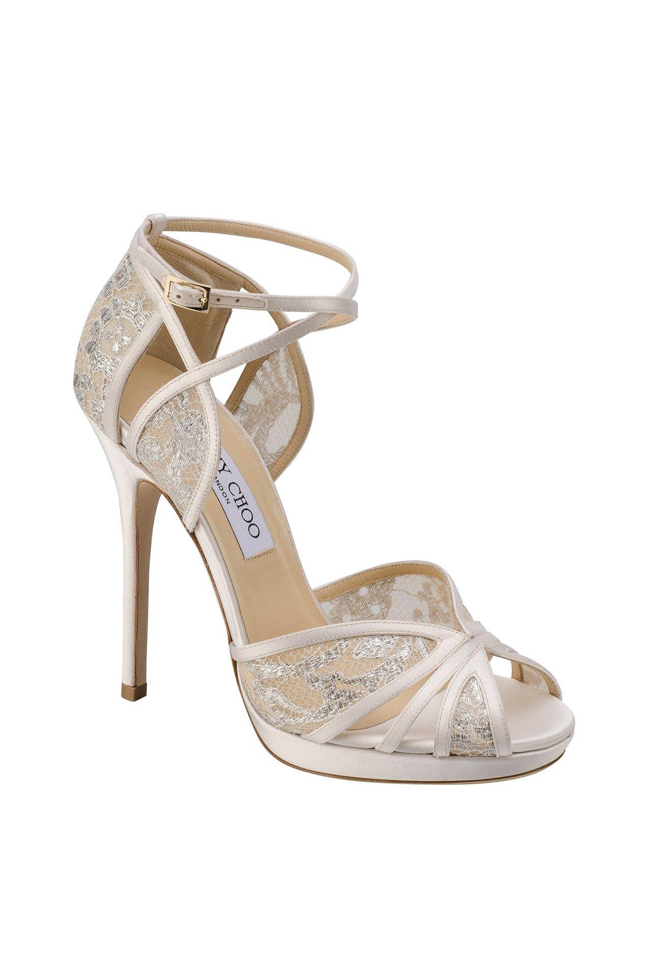7ad73d9b03c Best Wedding Shoes - Latest Bridal Shoes Styles (BridesMagazine.co.uk)  (BridesMagazine.co.uk). Jimmy Choo ...
