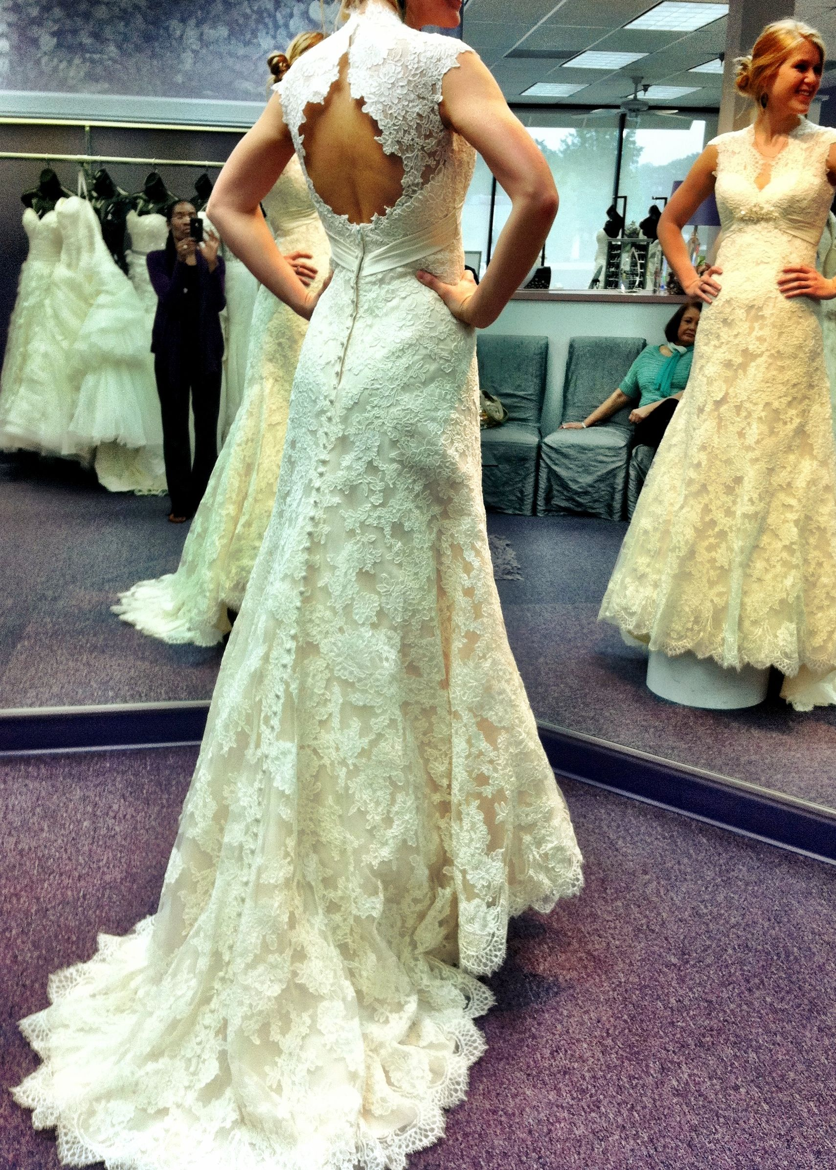 Size 6 wedding dress  Allure Allure Couture C Size  Wedding Dress  Pinterest  Allure