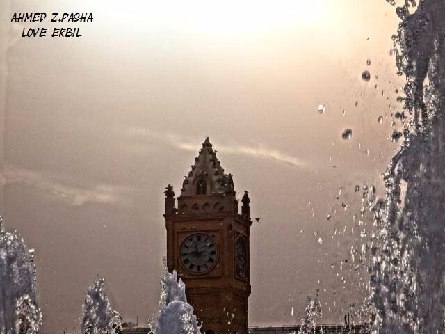 This is not London this is Erbil