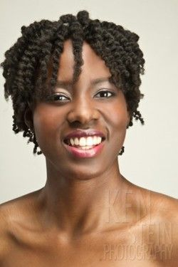 Natural Twist Out Extension 3b 2b 3a Very Short Hair Styles