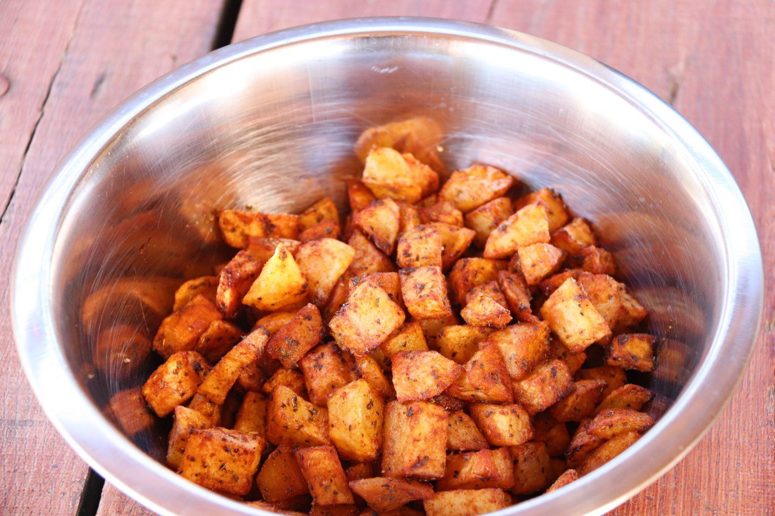 Patatas Bravas qui déchirent!!!
