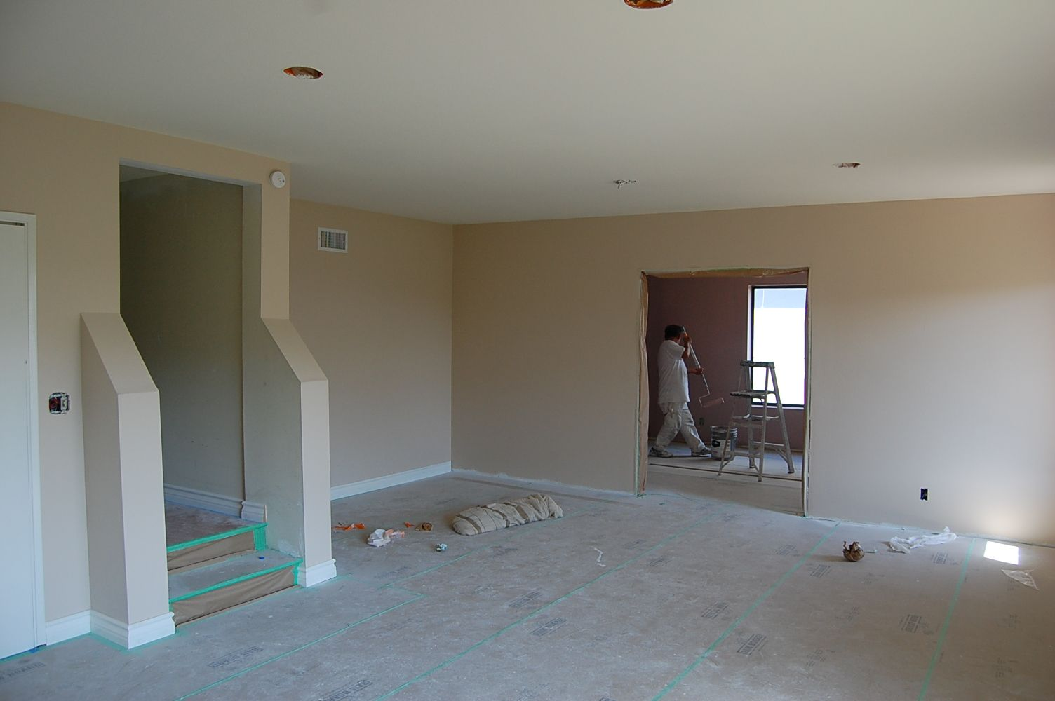 Painting Inside House We Listen To Our Customers And Make Sure They Receive  Exactly What They